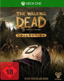 Verpackung von The Walking Dead Collection: The Telltale Series [Xbox One]