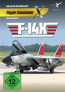 Verpackung von FSX F-14 Extended [PC]