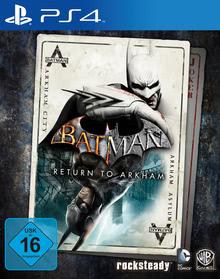 Verpackung von Batman: Return to Arkham [PS4]