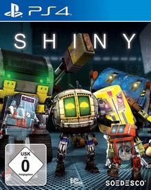 Verpackung von Shiny [PS4]