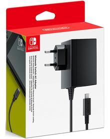 Verpackung von Nintendo Switch Netzteil [Switch]