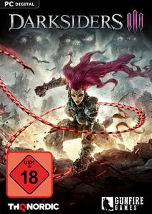 Verpackung von Darksiders III [PC]