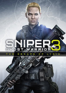 Packaging of Sniper Ghost Warrior 3 The Escape of Lydia [PC]