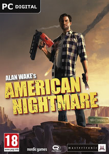 Emballage de Alan Wake's American Nightmare - Standalone Add-On [PC]
