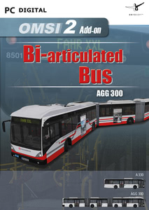 Packaging of Omsi 2 Bi-articulated bus AGG 300 [PC]