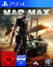 Verpackung von Mad Max [PS4]