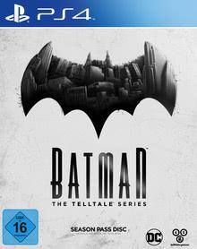 Verpackung von Batman: A Telltale Game Series [PS4]