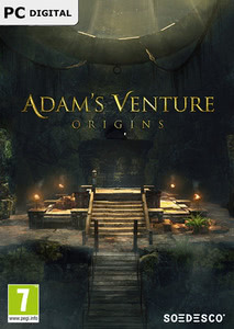 Packaging of Adam's Venture: Origins [PC]