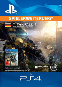 Verpackung von Titanfall 2 Kolonierückkehr-Bundle [PS4]