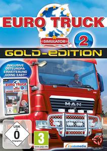 Verpackung von Euro Truck Simulator 2: Gold-Edition [PC]