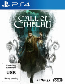 Verpackung von Call of Cthulhu [PS4]
