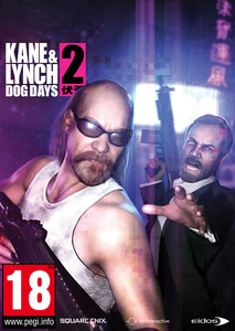 Packaging of Kane & Lynch 2: Dog Days [PC]