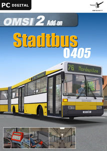 Verpackung von OMSI 2 Citybus O405 [PC]