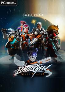 Verpackung von BATTLECREW Space Pirates Unlimited [PC]