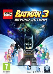 Packaging of LEGO Batman 3: Beyond Gotham [PC]