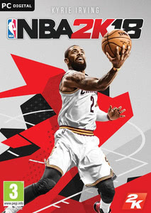 Packaging of NBA 2K18 [PC]