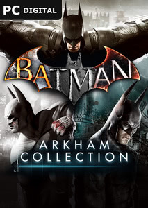Packaging of Batman Arkham Collection [PC]