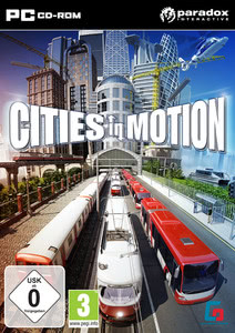 Verpackung von Cities in Motion [PC]