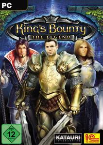 Verpackung von King's Bounty: The Legend [PC]
