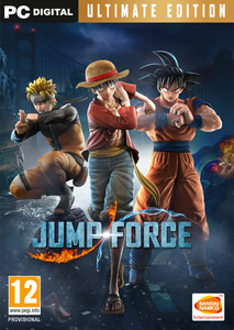 Packaging of Jump Force Ultimate Edition [PC]
