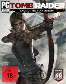 Verpackung von Tomb Raider Game of the Year Edition [PC]