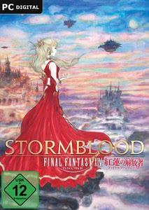 Verpackung von FINAL FANTASY XIV: Stormblood Collector's Edition [PC]