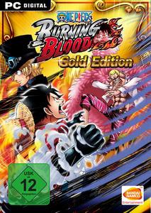 Verpackung von One Piece Burning Blood Gold Edition [PC]