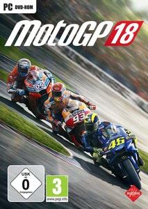 Verpackung von MotoGP 18 [PC]