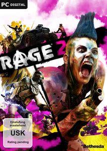 Verpackung von Rage 2 [PC]