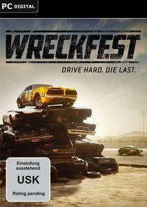 Verpackung von Wreckfest [PC]