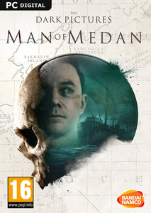 Packaging of The Dark Pictures Anthology: Man of Medan [PC]