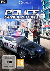 Verpackung von Police Simulator 18 [PC]