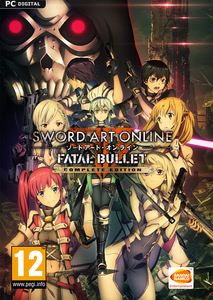 Packaging of Sword Art Online: Fatal Bullet COMPLETE EDITION [PC]