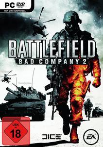 Verpackung von Battlefield Bad Company 2 [PC]