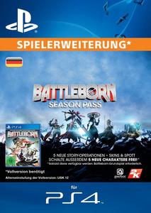 Verpackung von Battleborn Season Pass [PS4]