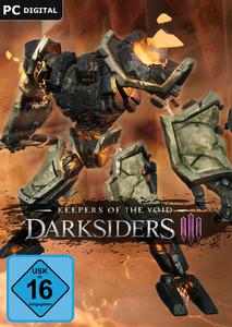 Verpackung von Darksiders III Keepers of the Void [PC]
