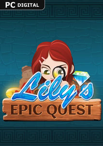 Packaging of Lily's Epic Quest [PC]