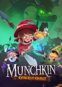 Verpackung von Munchkin: Quacked Quest [PC]