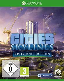 Verpackung von Cities: Skylines [Xbox One]