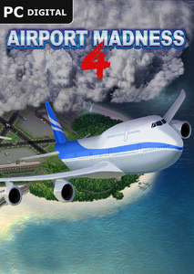 Packaging of Airport Madness 4 [PC / Mac]