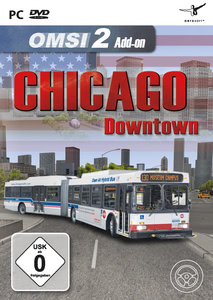 Verpackung von OMSI 2 Chicago Downtown [PC]