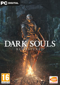 Packaging of Dark Souls Remastered [PC]