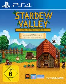 Verpackung von Stardew Valley Collector's Edition [PS4]