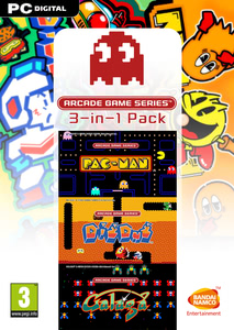 Packaging of Arcade Game Series [PC]