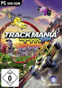 Verpackung von Trackmania Turbo [PC]