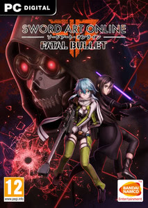 Packaging of Sword Art Online: Fatal Bullet [PC]