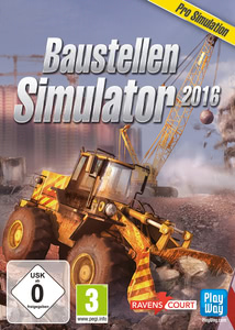 Verpackung von Baustellen-Simulator 2016 [PC]