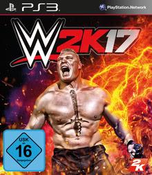 Verpackung von WWE 2K17 [PS3]
