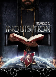 Packaging of Tropico 5 Inquisition [PC]