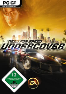 Verpackung von Need For Speed Undercover [PC]